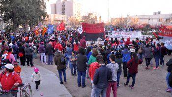 Cipolletti se sumó al grito nacional por Santiago Maldonado