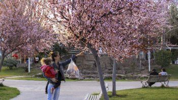 Vuelve la primavera: se espera una semana cálida para el Alto Valle