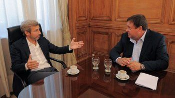 Weretilneck se juntó con Bullrich y Frigerio por el caso Maldonado