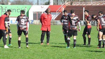 Fabio Schiavi es el técnico de Rivadavia, club que vuelve desde el Federal B.