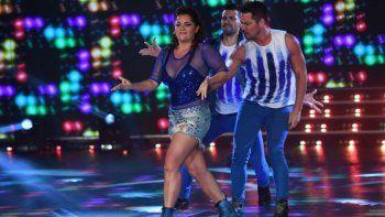Francisco Delgado bailó y provocó un escándalo en ShowMatch
