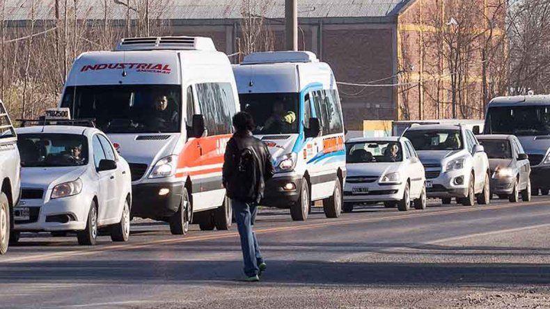 Los municipios quieren sumar una conexión vial a través de las chacras.
