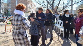 Tortoriello encabezó un acto en homenaje al Día del Maestro