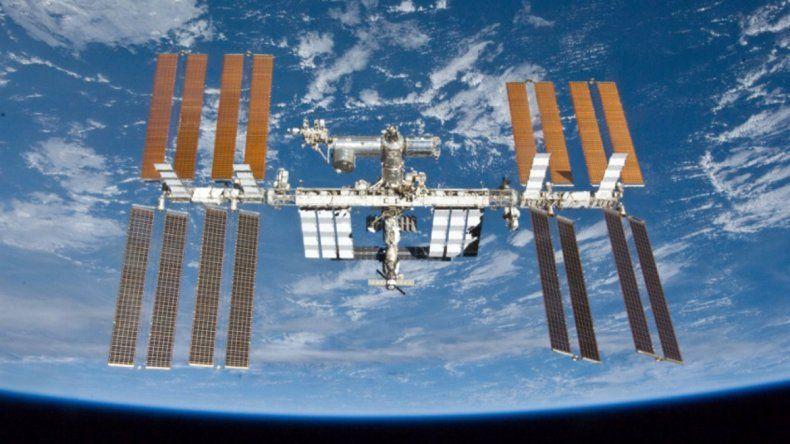 Si las nubes lo permiten, hoy podrá verse la Estación Espacial Internacional