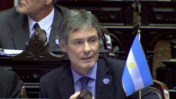 Soria y Bardeggia se despegaron del FpV y votaron contra De Vido