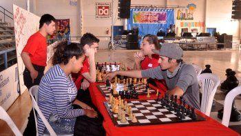 La Municipalidad celebró con todo el Día Internacional de la Juventud