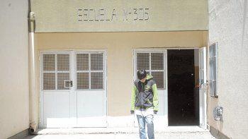 La Escuela 305 fue una de las víctimas de la inseguridad.