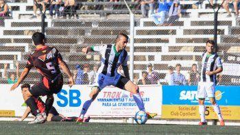 Vilce jugó de 5 clásico y aunque falló el penal, pudo convertir en el rebote para el empate de Cipo en La Visera.