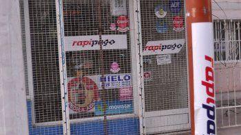 El intento de robo ocurrió en un local ubicado en calle Esquiú 1040.