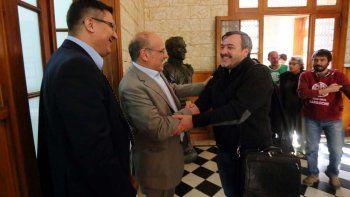 provincia y el gremio ate retoman el dialogo tras varios meses
