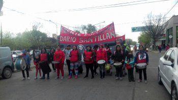 Las mujeres cipoleñas marcharon para pedir el aborto libre y legal