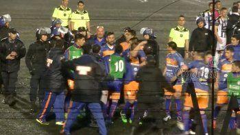 Piden sanciones por agresión de los jugadores roquenses