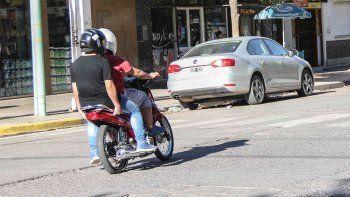 Los chips podrán ser leídos en movimiento y contarán con información tanto de la moto como de su propietario.