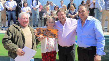 Arroyo Ventana se refundó a tres años de la trágica inundación