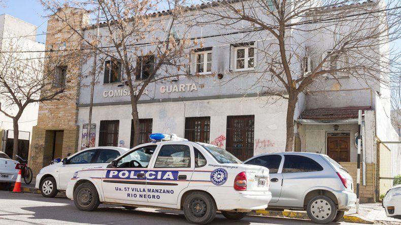 Un detenido por robar una pistola de electroshock