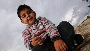 Piden ayuda para la familia del nene de 5 años quemado en Allen