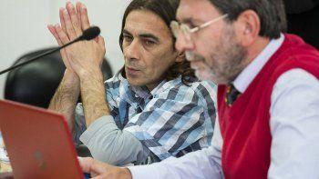 José Forno cuenta con la asistencia legal del ex juez Pablo Iribarren.