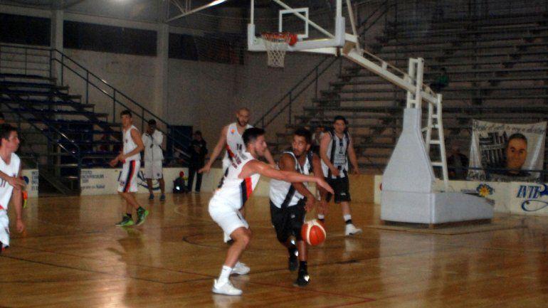 El básquet Albinegro arrancó el Federal ganando