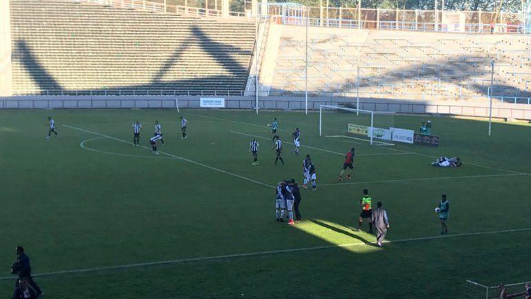 Cipo gana 1-0 contra Alvarado en el Mundialista de Mardel