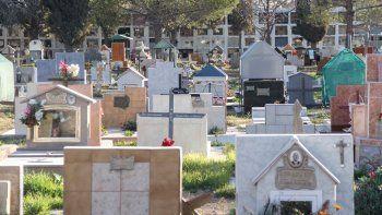 El cementerio de Cipolletti es un lugar de alto riesgo, donde la inseguridad está presente desde hace años.