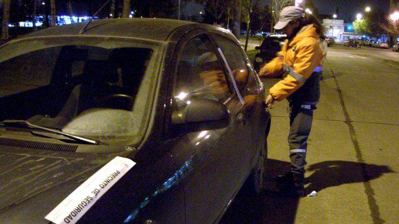 En el finde largo secuestraron 33 vehículos en controles de tránsito