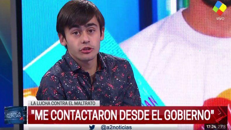 El youtuber cipoleño le pidió una reunión a Macri para hablar de bullying