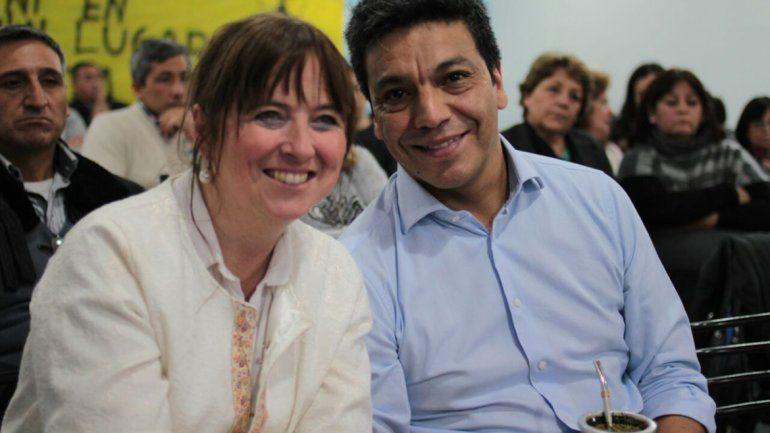 Magdalena Odarda y Jesús Escobar cerrarán juntos sus campañas electorales