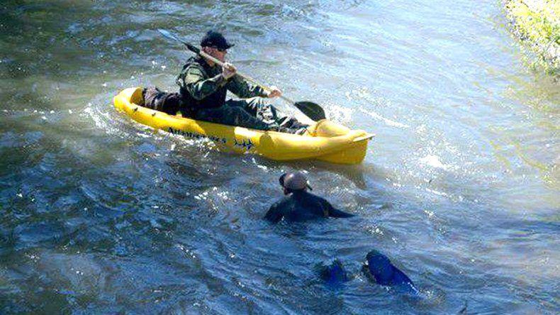 Más de 80 efectivos buscan a la pequeña Delfina