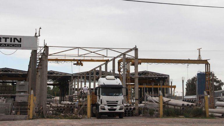 El Municipio trabaja para conformar un consorcio integrado por empresas que administre el parque industrial.