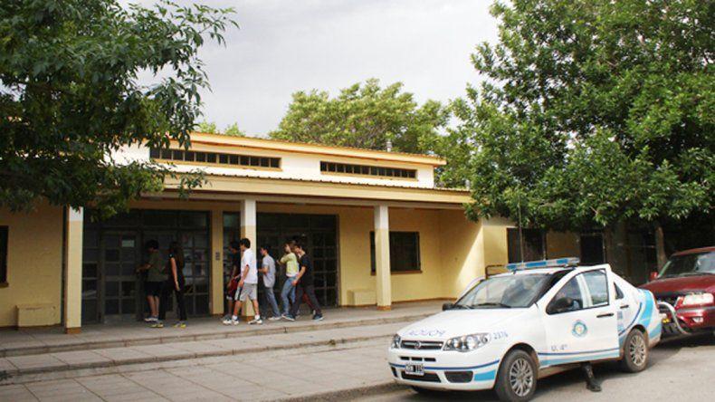 La víctima de los abusos iba al CEM 35 de El Manzanar.