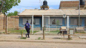 Se atrincheró tras amenazar con un arma a su mujer en el Anai Mapu