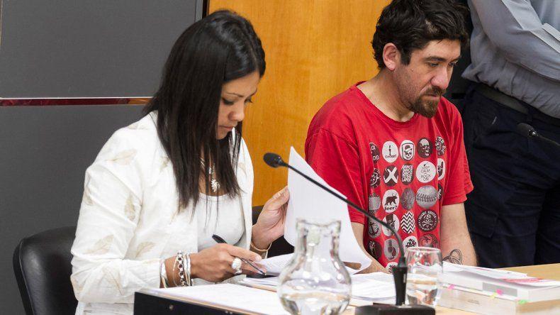 El chapista preso está representado por la defensora Silvana Ayenao.