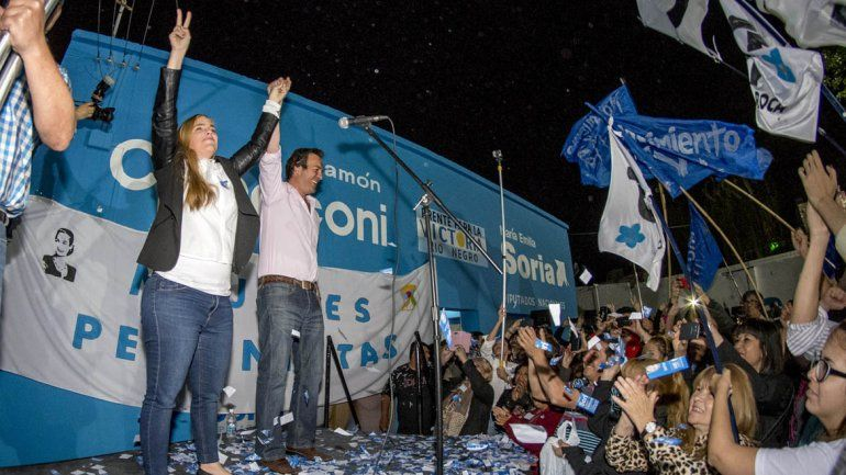 Con el 49,29 por ciento de los votos, María Emilia Soria se impuso en toda la provincia