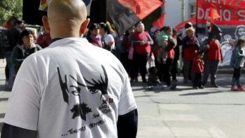 Familiares y vecinos pidieron justicia y verdad por Otoño
