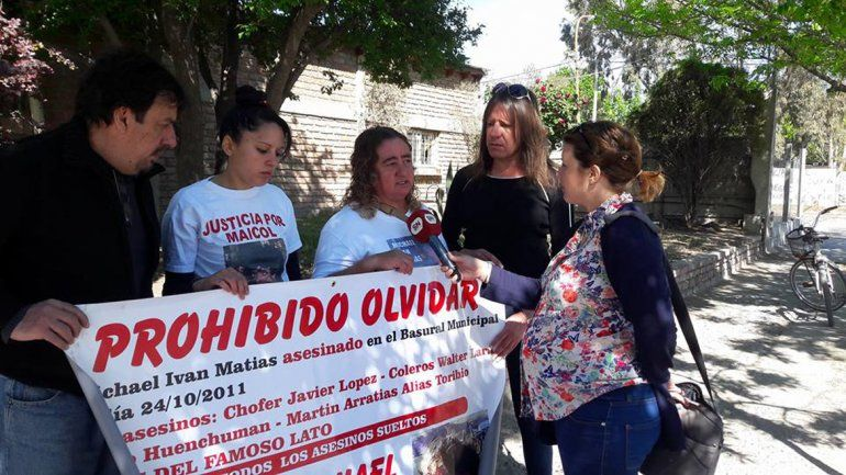 Piden justicia por la muerte del adolescente aplastado por camión de basura
