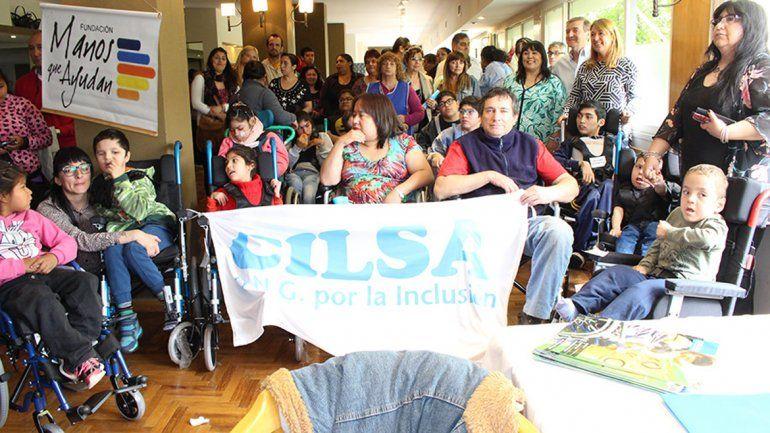 El acto de entrega se realizó ayer por la mañana en el hotel Patagonia.