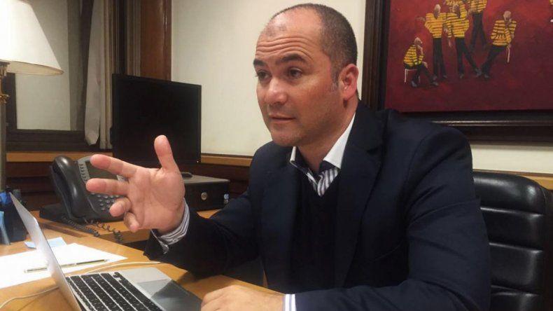 Martín cree que la polarización con el kirchnerismo se profundizará.