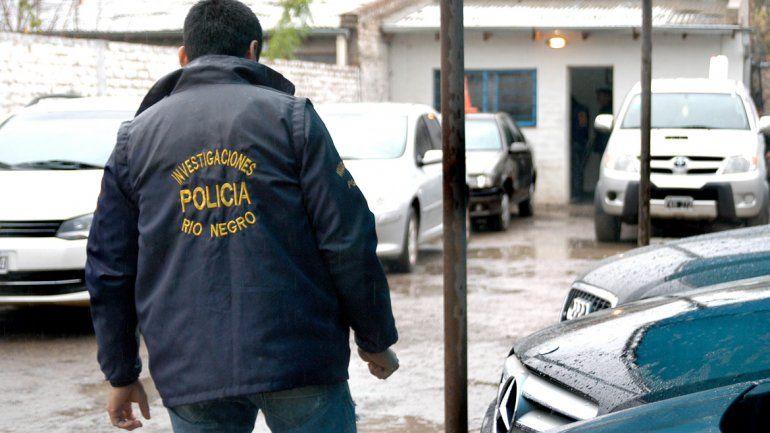 La Brigada de Investigaciones de Cipolletti intervino en las pesquisas tras las denuncias de las víctimas.