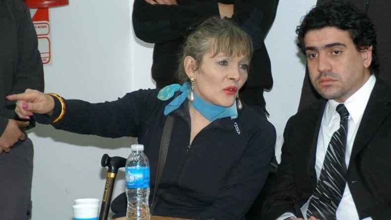 La travesti Laila Díaz Sigri deberá cumplir 30 años de cárcel.