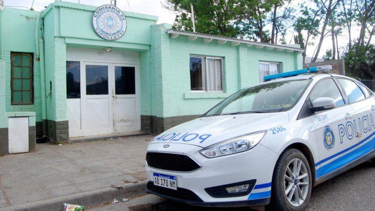 Los efectivos agredidos prestan servicio en la Comisaría 24ª.