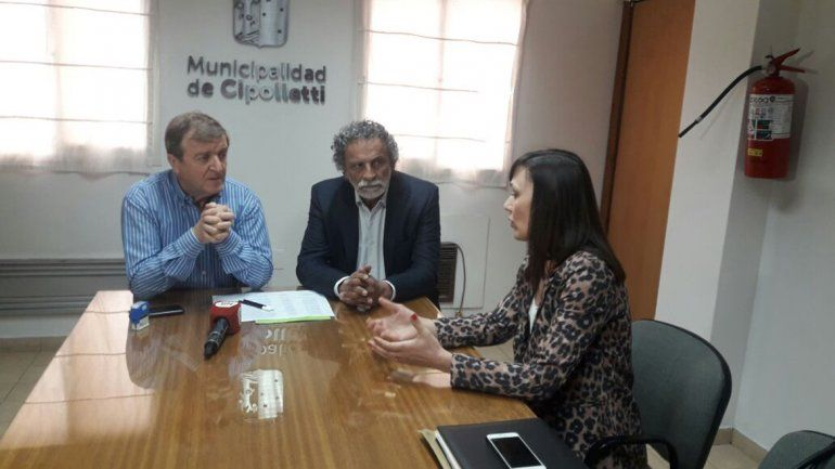 El Municipio firmó un acuerdo para combatir el narcotráfico en la ciudad