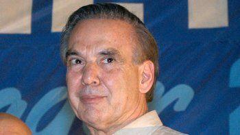 El senador Pichetto tiene ganas de postularse a gobernador en 2019.
