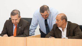 Los jueces Repetto, Elcarás y Baquero definirán la suerte del acusado.