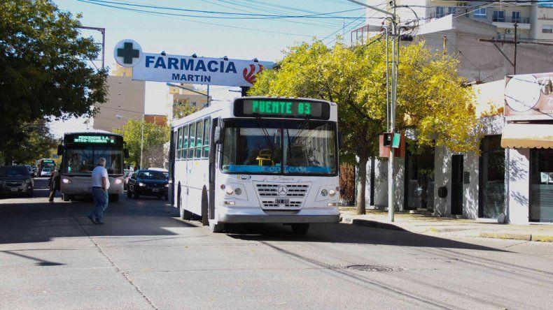 Ya son 6 los colectivos del servicio de transporte urbano de pasajeros que tienen seguimiento satelital.