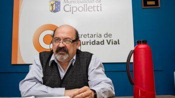 Enrique Sales destacó el trabajo preventivo en las calles.