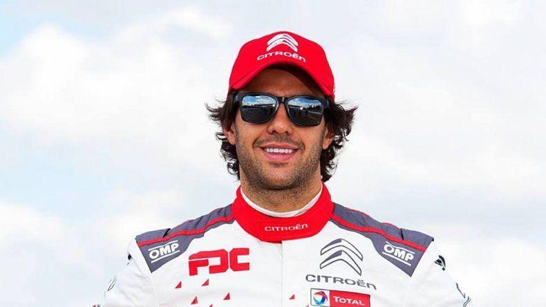 El cipoleño está 10º en el campeonato que lidera Ardusso.