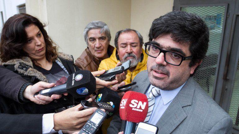 Herrera fue juez de instrucción y actualmente es fiscal en Cipolletti.