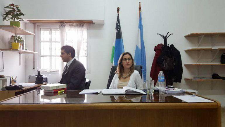 La jueza Florencia Caruso integra el tribunal que juzgará a Borquez.