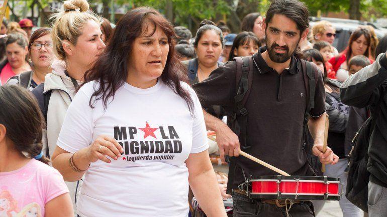 Lilia Calderón encabezará la comitiva de referentes de las tomas.