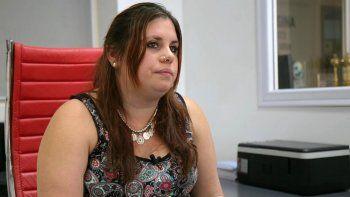Agustina Bonetti, hija de María Emilia González, víctima del primer triple crimen de Cipolletti.